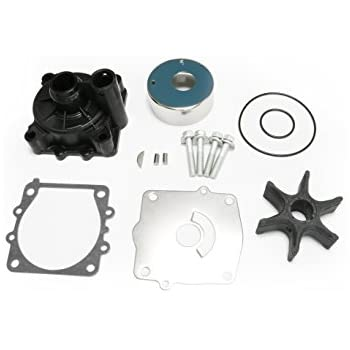WATER PUMP KIT WITH HOUSING YAMAHA OUTBOARD 61A-W0078-A2-00 SIERRA 18-3396