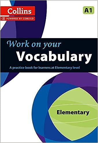 Vocabulary: A1 Descargar PDF Gratis