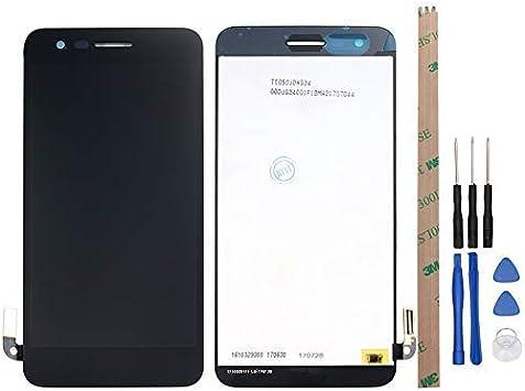 YHX-OU 5.0 LG K8 2018 Pantalla táctil LCD de la Pantalla de ...