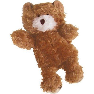 Dr. Noy's Teddy Bear Plush Dog Toy Size: Large, My Pet Supplies
