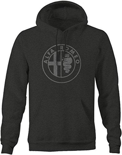 Stealth - Alfa Romeo Circle Euro Sweatshirt - Large