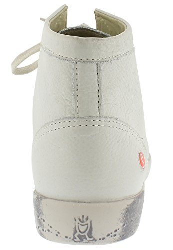 Softinos Ladies Isleen Sneaker Bianco
