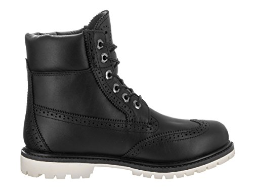 Timberland 6 Inch Premium Brogue Donna Pelle Stivale