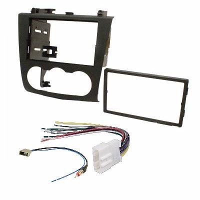 2007 2011 Aftermarket Installation Harness Antenna
