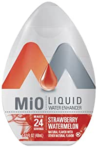 MIO Strawberry Watermelon, 1.62-Ounce (Pack of 4)