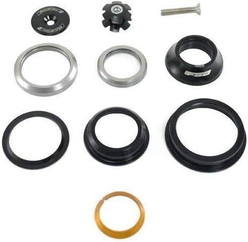 FSA No.57 Orbit Headset sellado rodamiento 1.5 ZS 1-1//8 pulgadas a 1.5 pulgadas c/ónico integrado XTE1531