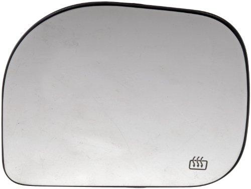 Dorman 56538 Nissan Armada Driver Side Heated Plastic Backed Door Mirror ()