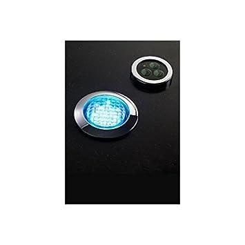 Spot 68mm ø RGB Ip68 étanche Encastrable + Bouton De Contrôle Et  Transformateur Pour Hammam Et Salle De Bain: Amazon.fr: Hygiène Et Soins Du  Corps