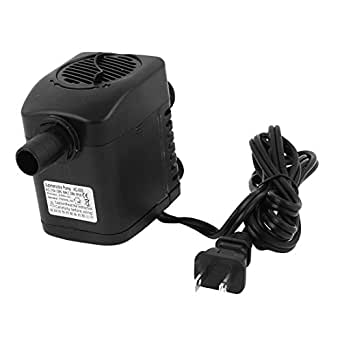 uxcell AC 110V US Plug 20W Electric Submersible Water Pump