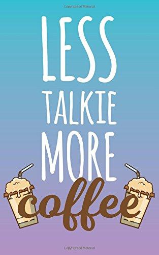 Less Talkie More Coffee: 2018 Graduation Gifts - Graduation Guest Book Keepsake 2018 5x8