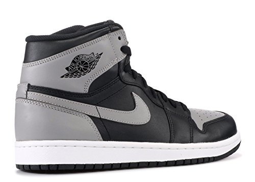 Nike Air Jordan 1 Retro High Og (shadow) Nero / Soft Grigio