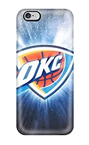 oklahoma city thunder basketball nba NBA Sports & Colleges colorful iPhone 6 Plus cases 2074520K774301835