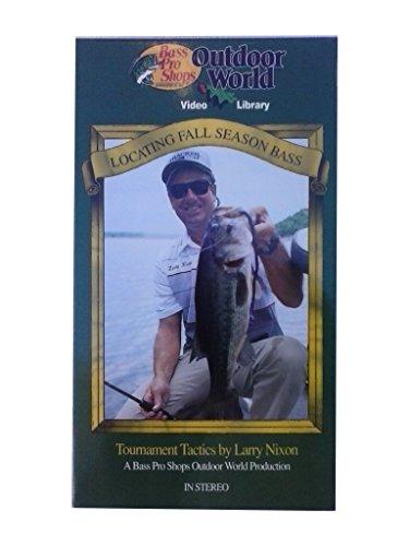 Locating Fall Season Bass with Larry Nixon (Bass Fall)