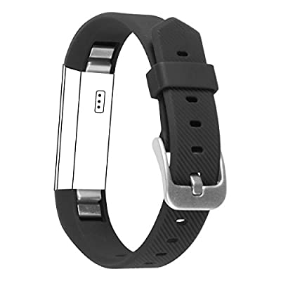 ACBEE Fitbit alta Band,Watch Buckle Design,Perfect Replacement Of Original Band.Fix the Alta Fall Off Problem