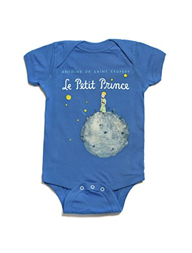 Out of Print The Little Prince Bodysuit (Baby)-Royal Blue-6 Months -