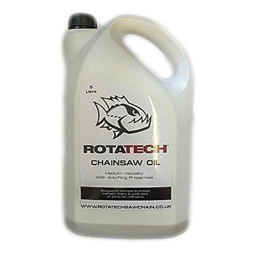 Rotatech Genuine Chainsaw Oil (5 Litre)