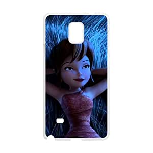 Tinkerbell and the Legend of the Neverbeast Samsung Galaxy Note 4 Cell Phone Case White Emnrm