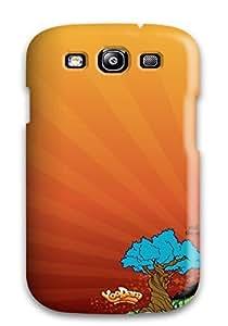 Galaxy S3 Case Cover Skin : Premium High Quality Albert Case
