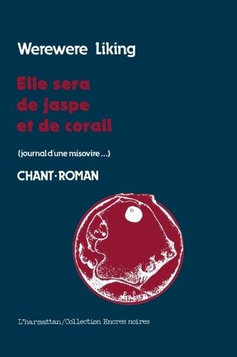 Price comparison product image Elle sera de jaspe et de corail: Journal d'une Misovire (Collection Encres noires) (French Edition)