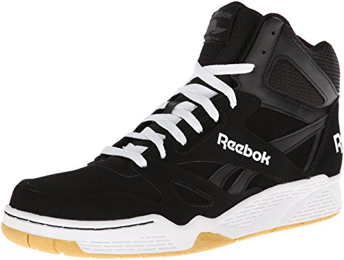 8d3d72113c Reebok Men's Royal BB4500 Hi Basketball Shoe, Velvet Black/White ...