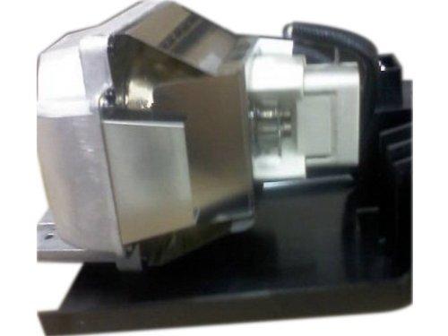 - ViewSonic Replacement Lamp with Housing and Original Bulb for PJ551D; PJ551D-2; PJ557D