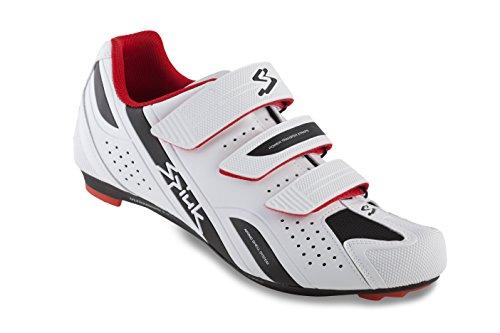 De Chaussures Blanc Road Unisexe Spiuk Sport Rodda noir nHFqxgg