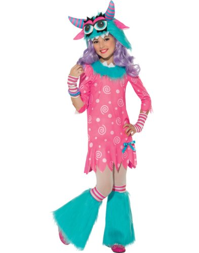 Rubie (Girls Bedtime Monster Costumes)