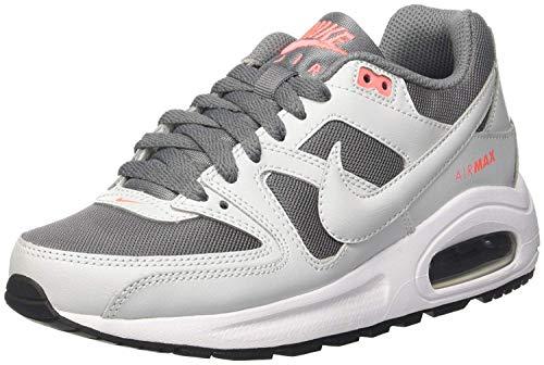 hot sale online 4f0b2 156b4 Nike Air Max Command Flex (GS) Cool Grey Pure Platinum 7 Y
