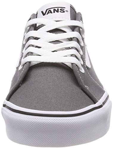 Zapatillas Decon Hombre 4wv Vans Gris white Pewter Filmore Para canvas R5axqAqEZw