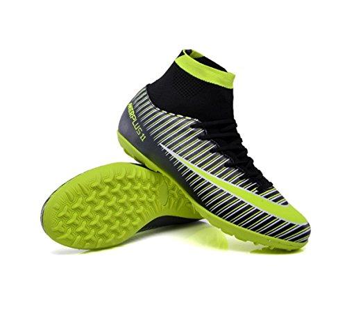 Haute cassé Chaussures Chaussures Chaussures black Football Adultes Football WSK Football Enfants Aide Herbe Formation Ongles étudiants de Enfants Hommes Chaussures xq6qXtp
