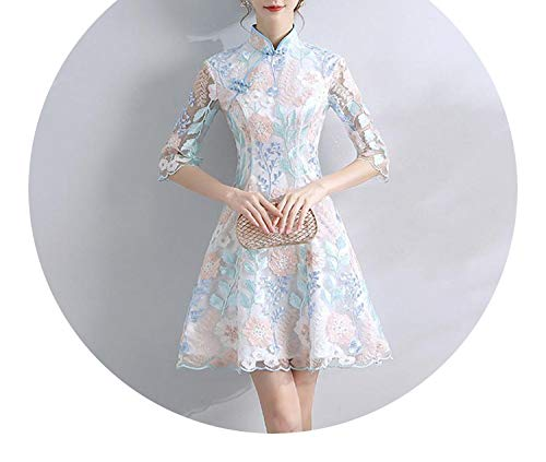 韓国矢じりスタジオチャイナドレスエレガントな女の子のドレス,ショートスカート,ザ?