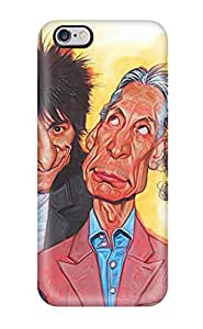Durable Protector Case Cover With The Rolling Stones Hot Design For Iphone 6 Plus Kimberly Kurzendoerfer