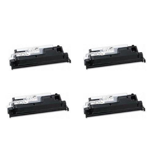 Ricoh SP C250A 4 Color Toner Cartridges Bundle BLACK / CYAN / MAGENTA /YELLOW For Richo SP C250SF/ SP C250DN Printers