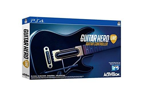 Guitar Hero 2015 Standalone Guitar - Guitar Playstation Hero 4 For