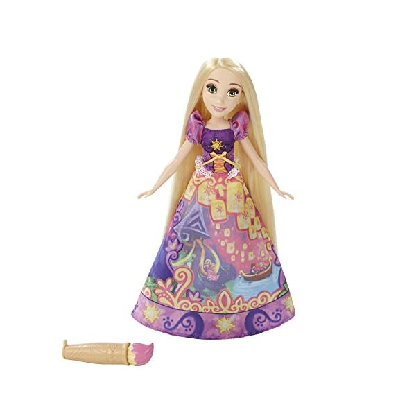 41T%2B7KGY9jL Disney Princess Rapunzel's Magical Story Skirt