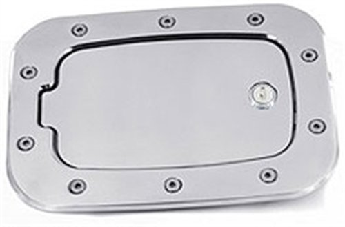 All Sales 6058L Billet Fuel Door