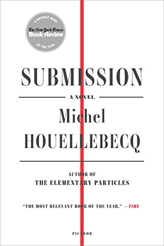 Book cover from Submission: A Novel by Michel Houellebecq