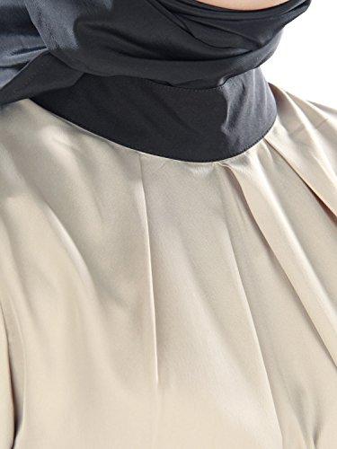 grigio 398 donna MyBatua amp; abaya e musulmano nero da formale burqa caldo AY di abito occasioni partito Bxw7Ewa