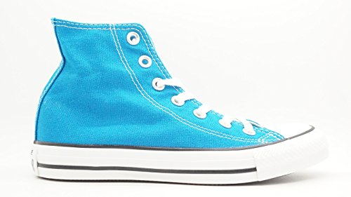 Converse Adult Chuck Taylor All Star Shoes, Size: 12 D(M) US Mens, Color: Cyan Space