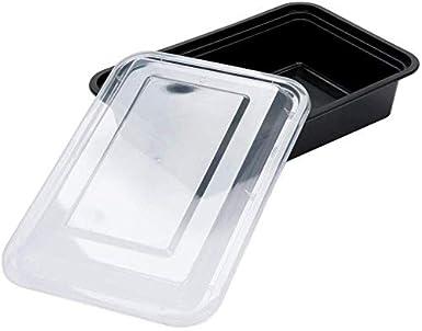 Amazon.com: SafePro contenedor de 38 onzas, rectangular ...