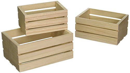 multicraft-imports-ws920-wood-craft-crate-caddy-set-3-pack