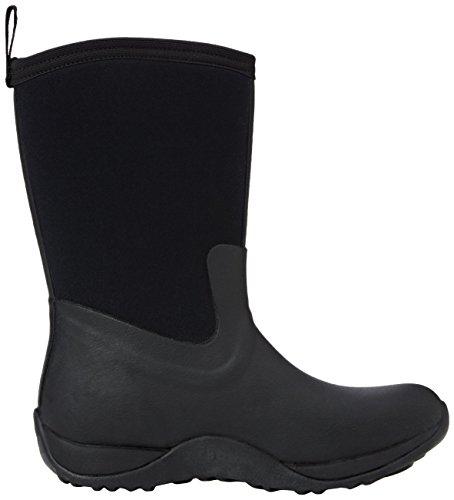 Muck Boots Arctic Weekend - Botas de agua de trabajo mujer Negro (Black 000)