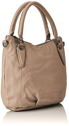 Vintag Stone One Size Berlin Handbag Gina7 8527 Handle Liebeskind Women's L Brown Top wR6tnZ