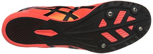 Scarpa da pista per moto Cosmoracer LD da uomo, corallo Flash / nero, 5.5 M US