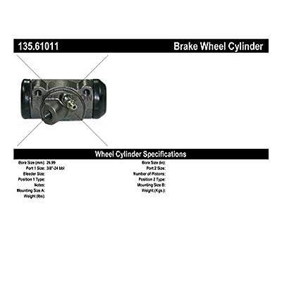 Centric Parts 135.61011 C-Tek Standard Wheel Cylinder: Automotive