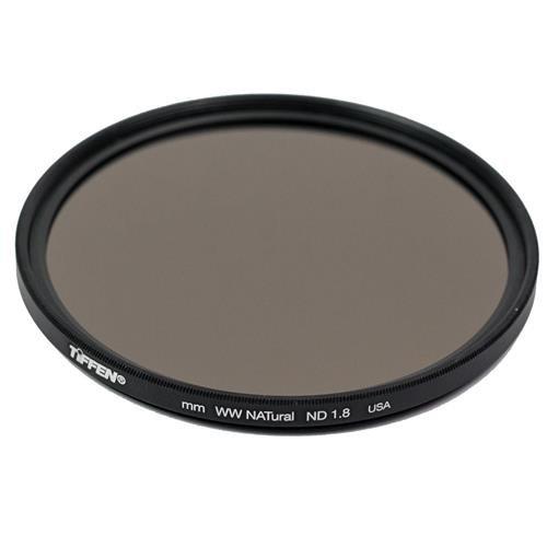 Tiffen 62 mm自然フルスペクトラムニュートラル密度1.8フィルタ   B07BFGDQ52