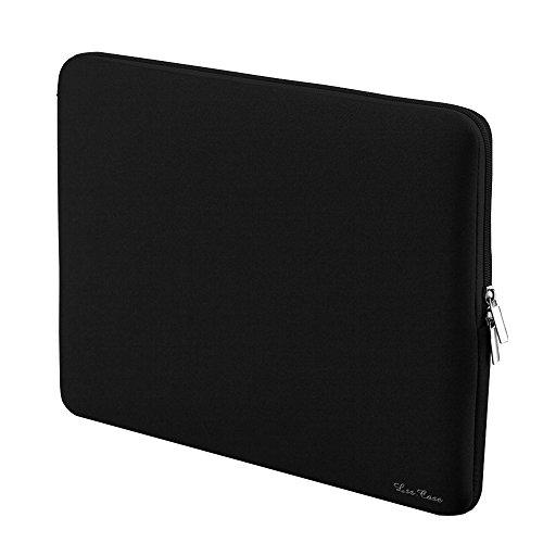 LSS Zipper Soft Sleeve Bag Case for MacBook Air Ultrabook Laptop Notebook 11-inch 11