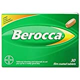 Berocca Vitamin B Energy Film Coated Tablets - 30 Tablets