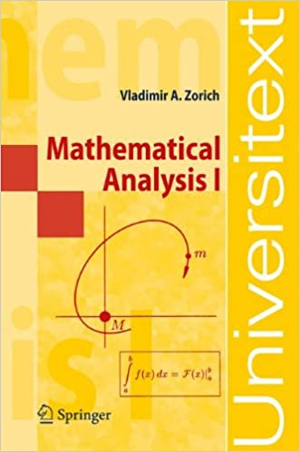 Mathematical analysis i universitext v a zorich roger cooke mathematical analysis i universitext 1st ed 2004 2nd printing 2008 edition fandeluxe Gallery