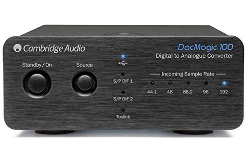 Cambridge Audio Digital DacMagic 100 Black Universal UK/EU/CU
